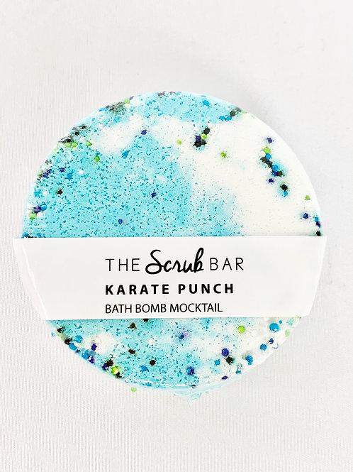 Karate Punch Mocktail Bath Bomb