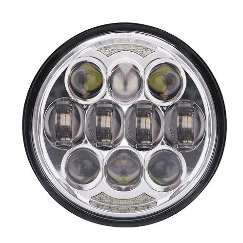 Loyo 80W CREE 5.75'' High/Low Beam Headlight for Harley