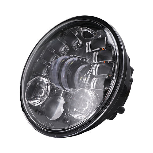 Loyo 5.75 Inch 55W LED Motorcycle Headlight for Harley Davidson