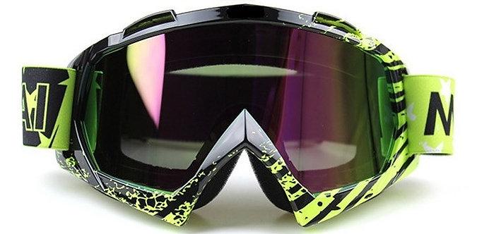 RacePro Motorcycle Flexible Goggles