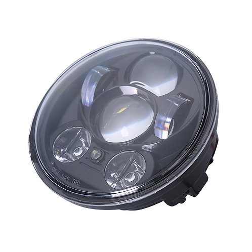 Loyo 50W 5 3/4 5.75 inch round motorcycle led headlights For Harley Davidson