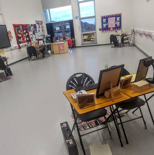 Drama Studio Set up