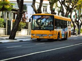 """""""Horários do Funchal""""  lembra uso de máscara para crianças a partir dos 6 anos já no dia 1"""