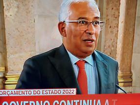 Marcelo prepara o seu gabinete para eleições mas Costa está otimista no OE
