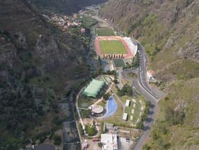 Ginásio do Centro Desportivo da Ribeira Brava vai a concessão