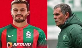 """Bizarro treinou Filipe: """"É um jogador box-to-box"""""""