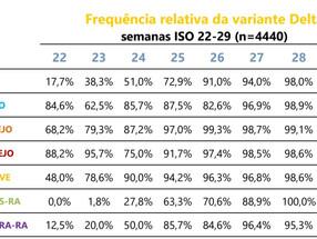 Madeira, Algarve e Norte têm Delta a 100%