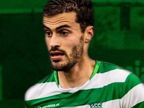 Novo jogador do Marítimo é... médico