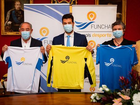 Câmara do Funchal oferece equipamentos à seleção no Torneio Intermunicípios