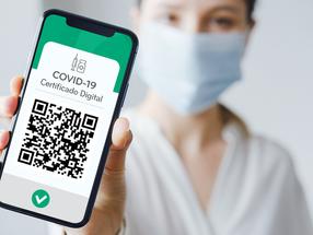 Certificado digital Covid-19 tem validade de 180 dias; mensagem vai alertar