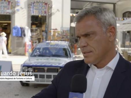 Eduardo Jesus quer Rally Madeira Legend no calendário  de eventos internacionais