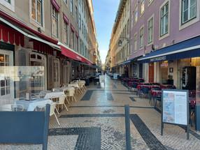 Lisboa faz marcha atrás no desconfinamento e volta a fechar mais cedo