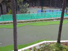 Quinta Magnólia também com golfe