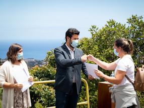 Funchal entregou 31 hortas urbanas em Santo António