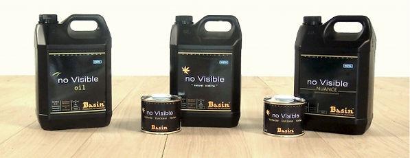 Basin No Visible oil