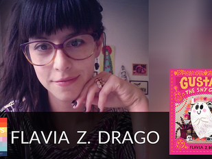 Flavia Z. Drago (The Children's Book Podcast #611)