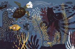 Under the Sea illustration Flavia