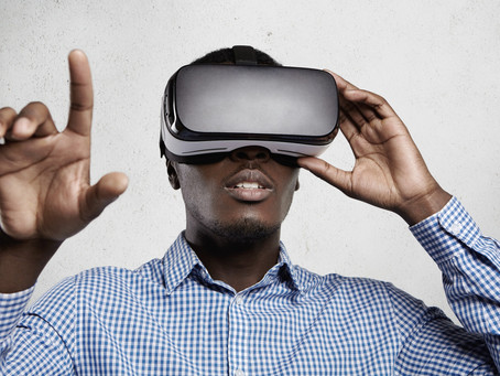 Virtual Reality: a quick and dirty guide for the curious professional