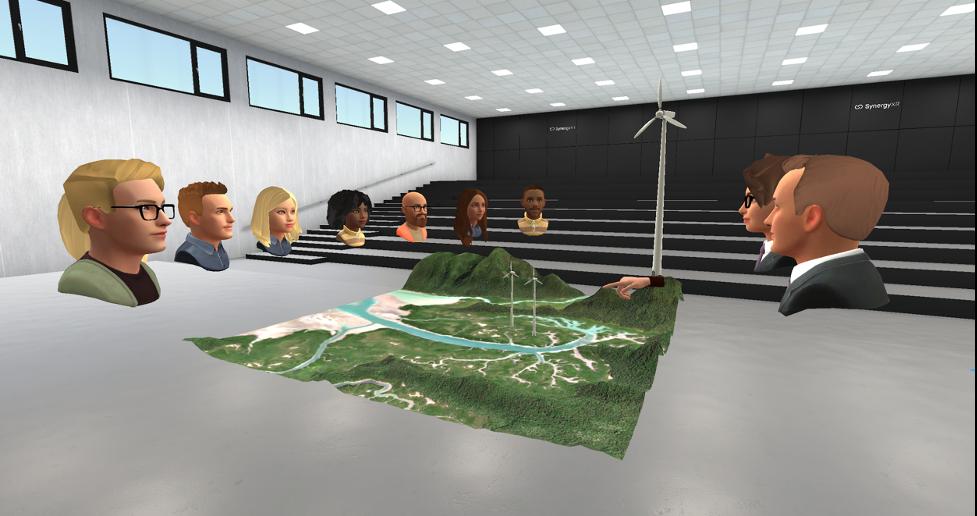Virtual Meeting in 2021