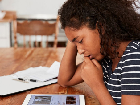 Is Your Teen Anxious About Grades? You're Not Alone!