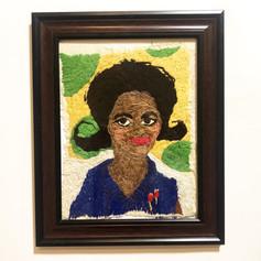 """Center panel from: """"Portrait of Jenny (Jennifer Jackson)"""""""