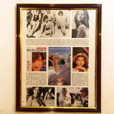 "Left panel of  ""A beautiful woman (Tula,1991)"""