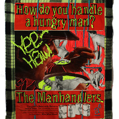 How do you feed a hungry man? The Manhandlers.