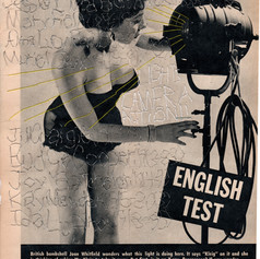 English Test (How many British female filmmakers can you name?)