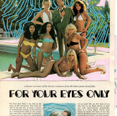 """Top left panel from: """"For Your Eyes Only (Tula, 1981)"""""""