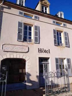 facade hotel