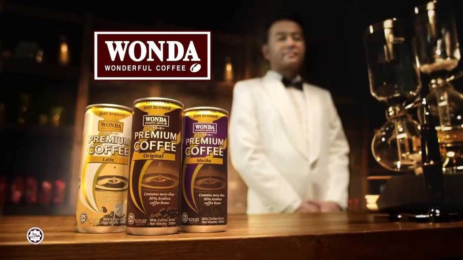 Wonda Coffee Malaysia