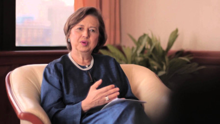 ICLIF/Interview with Dr. Zeti Akhtar Aziz