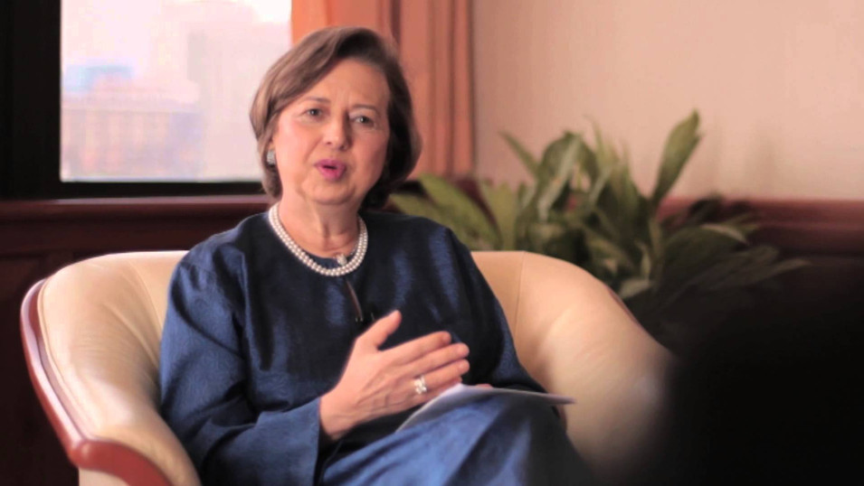 ICLIF/Interview with Dr. Zeti Akhtar Aziz