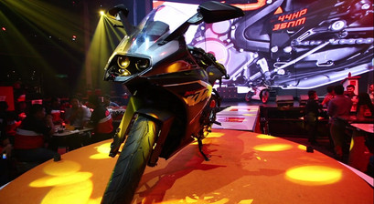 Product Launch KTM RC 390