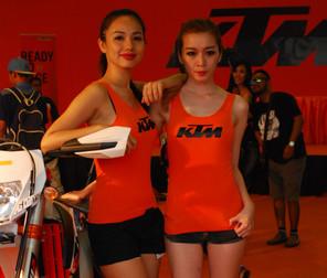 MotoGP Exhibit For KTM