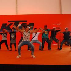 Moto GP Exhibit for KTM