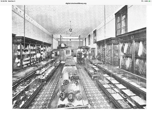 Japp's Interior