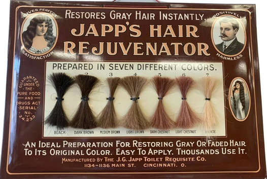 Japp's Hair Rejuvenator