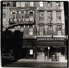 Japp's Hair Store on Main Street