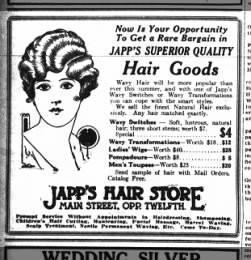 Japp's Hair Store