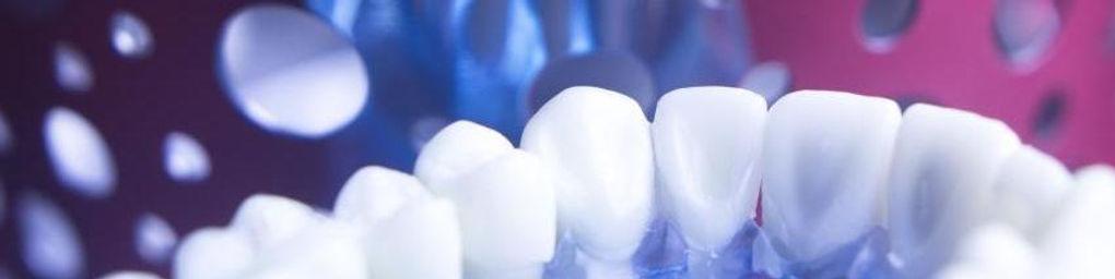 Abstract dental model