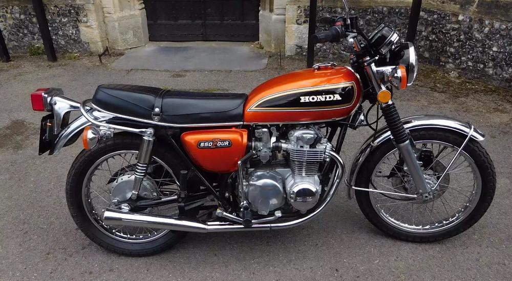 Honda CB550-4