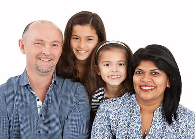Guy & family