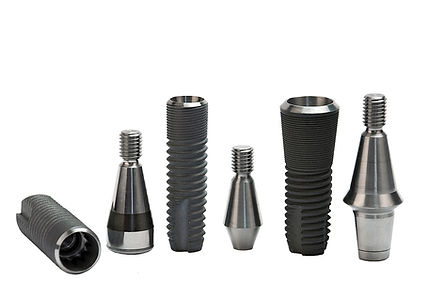 A range of implant options