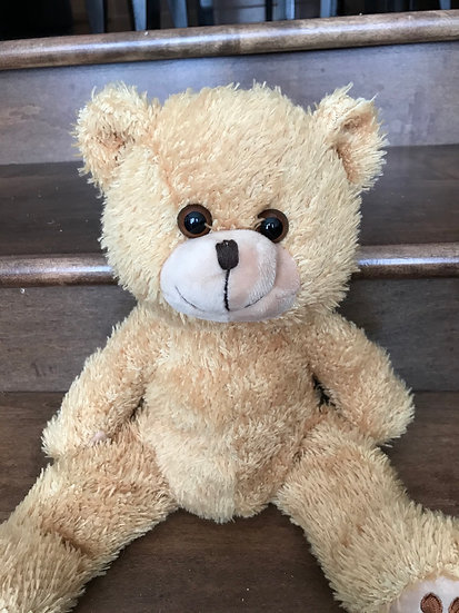 Comfort 5lbs Weighted Bear