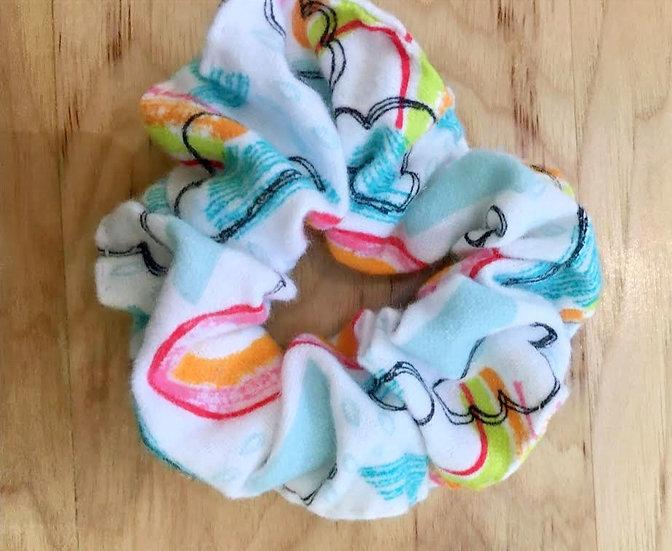 Scrunchie Rainbow Baby!