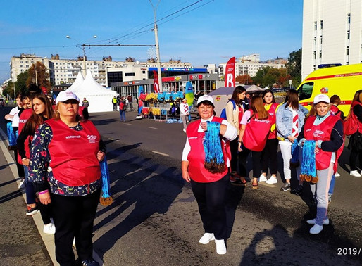 Пермский Международный марафон - 2019: как это было