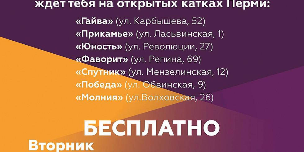 """""""Ледовый сезон"""": закрытие"""