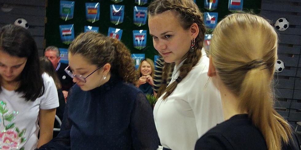 """Сейшн для волонтёров """"Пермской прогулки"""""""