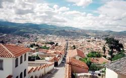 Sucre-Bolivia